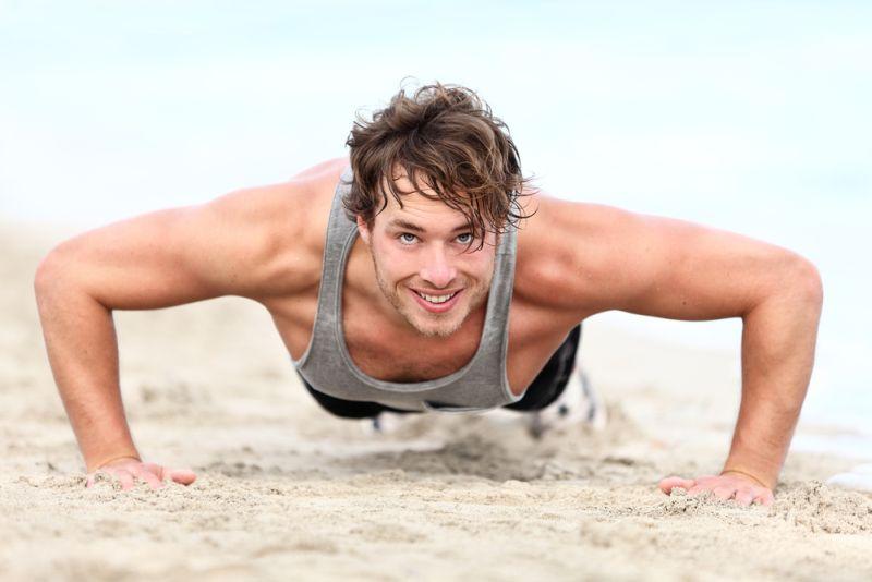 3. Luyện tập thể dục đều đặn cũng giúpkhắc phục tinh trùng loãng 1