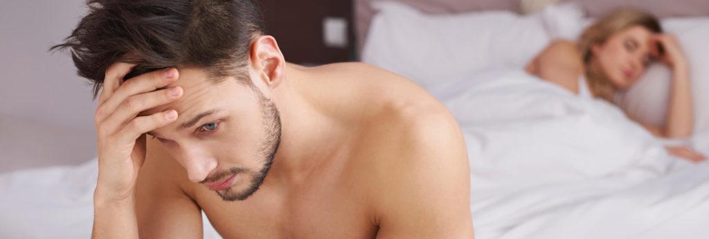 5 dấu hiệu yếu sinh lý ở nam giới 1