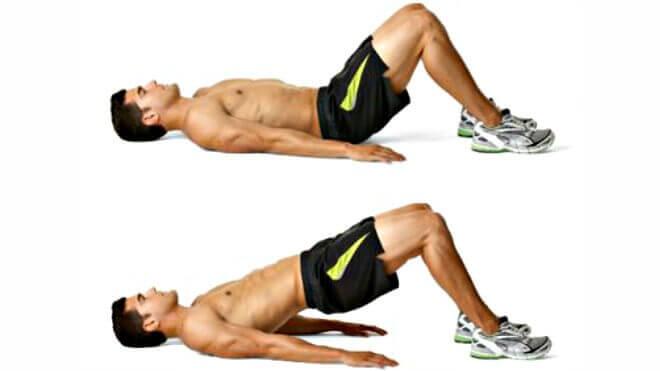 Bài tập thể dục cho người yếu sinh lý 1