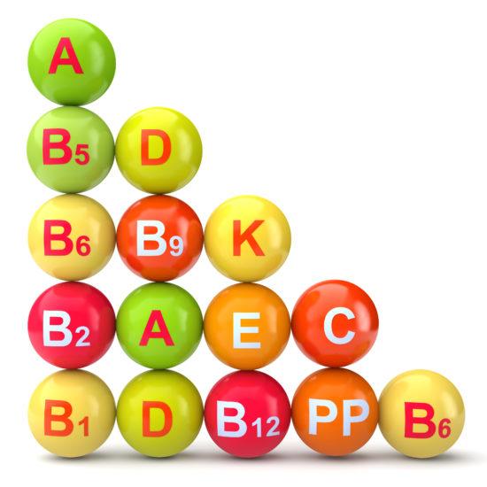 Bổ sung vitamin các chất bổ sung 1
