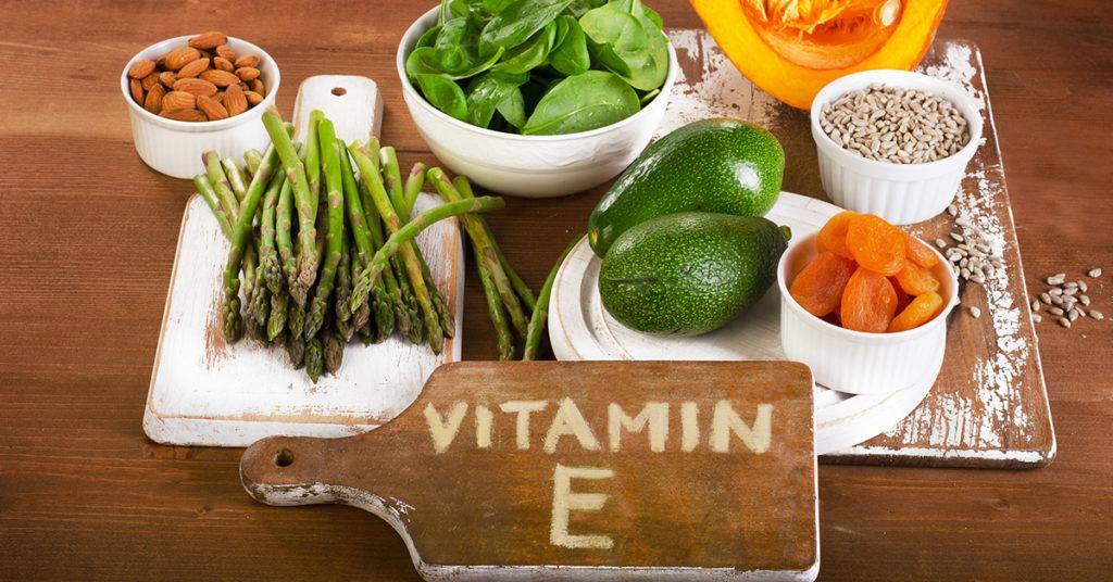 Vitamin E cải thiện chất lượng đời sống vợ chồng
